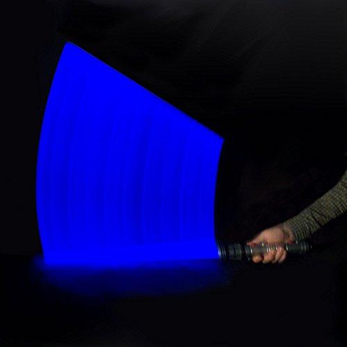 Image of Mintoys ® Star LED Light Saber Lightsaber Blue Light-up with Sound Space Wars Laser Toy