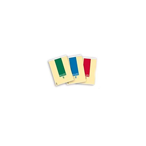 PIGNA confezione da 10 pezzi - blocco pignastyl 150x210mm bianco 70fg 80gr a5 pigna