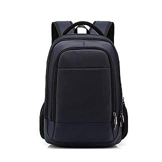 FANDARE Nuevo Mochila para 14 Pulgadas Laptop Bolsa de Escuela Hombre Mujer Mochilas Tipo Casual Bolsos Bolsa de Viaje Niño Adolescentes Knapsack Daypack Gran Capacidad Impermeable Poliéster