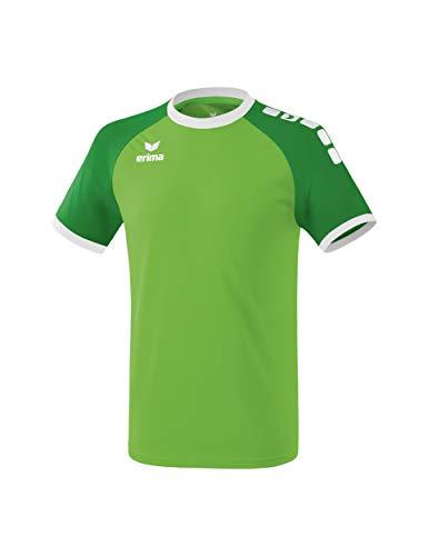 Erima Kinder Zenari 3.0 Trikot, Green/Smaragd/Weiß, 140