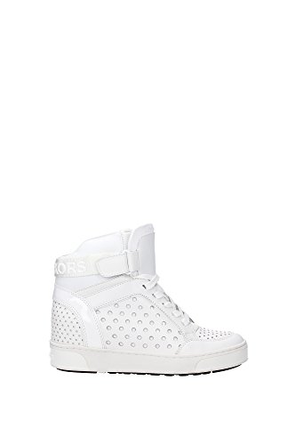 MICHAEL KORS DONNA 43R7PAFE6L 085 SNEAKERS BIANCO VITELLO SPRING-SUMMER 2017