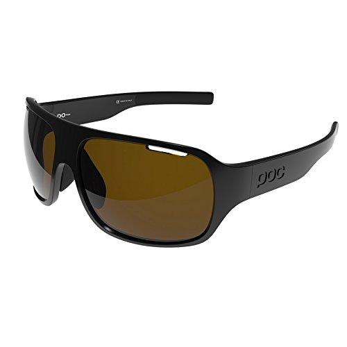 POC DOFL6010 Sonnenbrille, Uranium Black, G13