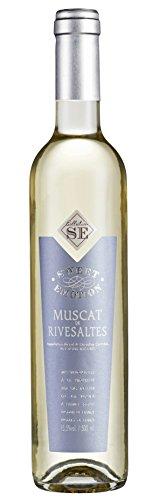 Muscat de Rivesaltes Vin Doux Naturel AOC Cellier de la Dona, edelsüßer Muskat aus dem Süd-Westen