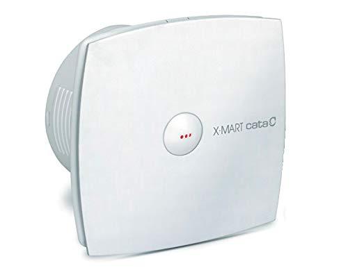 CATA X-MART 12 MATIC Blanco - Ventilador (Blanco, Techo, Pared, De plástico,...