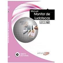 Manual. Monitor de Ludotecas. Formación para el Empleo (Formacion Empleo Sectorial)