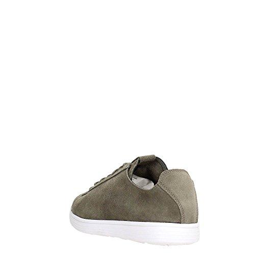 Scarpe uomo Armani Jeans, sneaker art. C650747 Verde