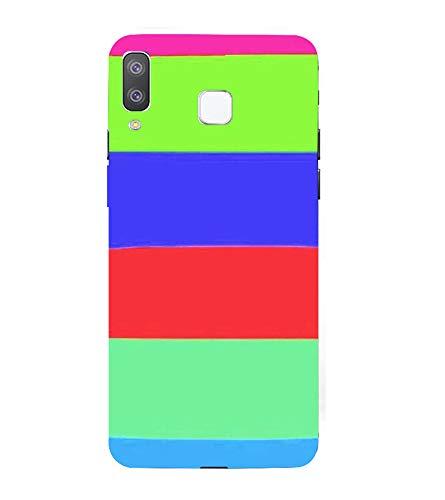 Babula Designer Back Case Cover for Samsung Galaxy A8 Star (A9 Star) (AOL Mail Msnbc 2 Line Cordless Phone)