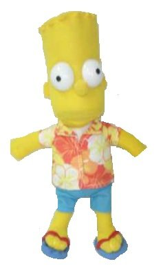 United-Labels-peluche-Simpson-Bart-Hawi
