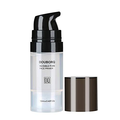 Gesichts Grundierung für fettige Hautöl-Kontrolle Concealer Make-up-Grundierungen, Isolierung FeuchtigkeitsSpendende Haut Gesicht Primer makeup Creme Face Base Make-up GesichtsCreme, 12 ml