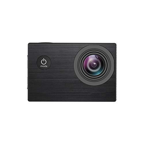 4K Sport Action Camera Ultra HD Camcorder 16MP WiFi Wasserproof Camera 170 Degree Wide View Angle 2 Zoll LCD-Bildschirm W/Rechargeable Batteries/Zubehör Kits (Schwarz) Kit W/2 Batterien