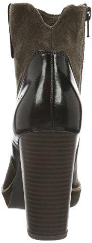 s.Oliver 25366, Bottes Classiques Femme Marron (Brown Comb 330)