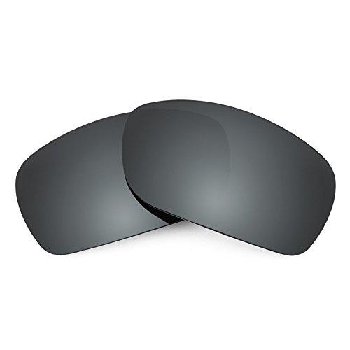 Revant Ersatzlinsen für Smith Super Method Schwarz Chrom MirrorShield®