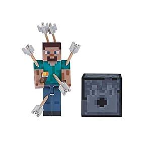 Minecraft 19971 7,6 cm Action-Figur mit Pfeilen, Mehrfarbig, Multi