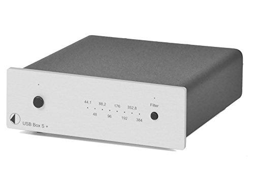 D/A-Wandler, USB, Silber ()