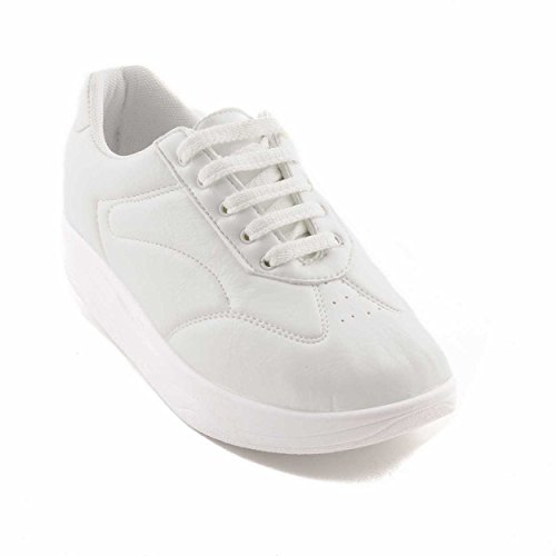 WHY NOT WHYNOT Sportivo DONNA BLANCO