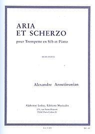 Alexandre Aroutiounian - Aria et Scherzo pour Trompette en Si Bemol et Piano par Alexan Aroutiounian