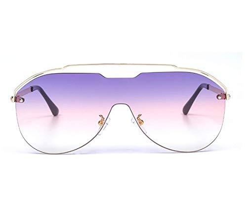 RongXing Pilotenbrille für Damen - UV 400 Schutz mit Etui, Linsenschutz, klassischer Stil (8)