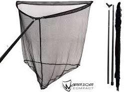 Fox Warrior S 42 Compact Landing Net CLN029 Karpfenkescher Kescher zum Karpfen angeln