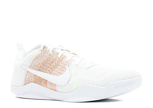 sports shoes 63129 60733 Nike Kobe XI Elite Low 4KB, Zapatillas de Baloncesto para Hombre, Blanco  (White