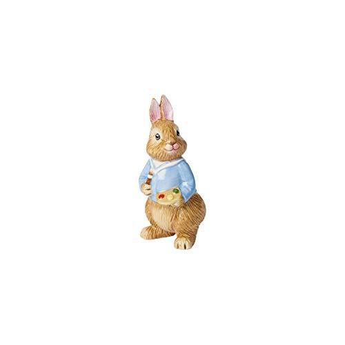 Villeroy & Boch Bunny Tales Porzellanfigur Max, Porzellan, Bunt