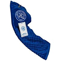 Nueva 2018 QPR Queens Park Rangers FC Cruz Tri Fold toalla de Golf por Premier Licensing