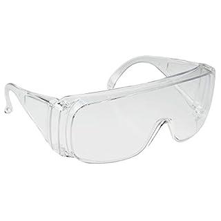 Puro Schutzbrille aus Polykarbonat mit indirekter Belüftung