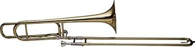 Stagg 21047 B / F trombón tenor con la bolsa de nylon