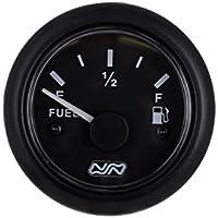 Tankanzeige Kraftstoffanzeige Füllstandsanzeige 0-190 Ohm 12 V / 24 V Nuova Rade