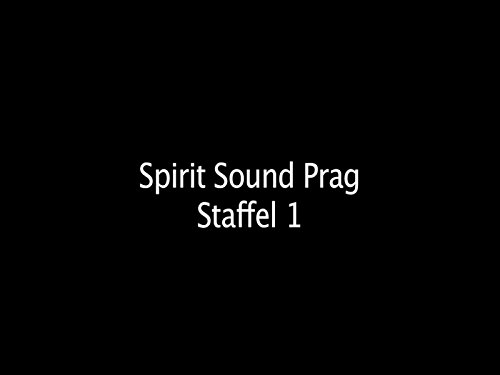 Spirit Sound Prag Cover