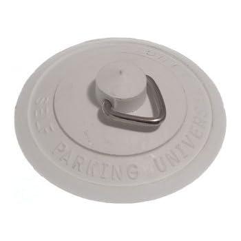 Oxo Good Grips Sink Plug Grey Amazon Co Uk Kitchen Amp Home