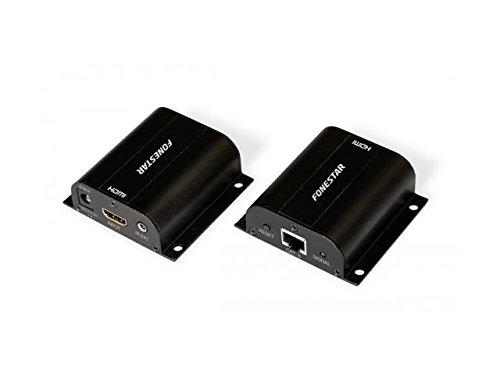 Fonestar 7934 - Extensión HDMI por cable Cat 6.