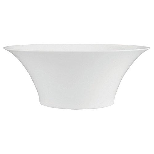 DEGRENNE - Boréal lot de 6 coupelles, porcelaine - Blanc