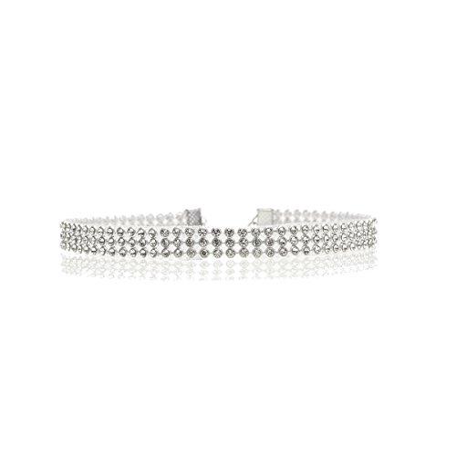 mingjun-white-diamond-choker-necklace-fashion-sexy-necklaces-for-women-and-girls-1