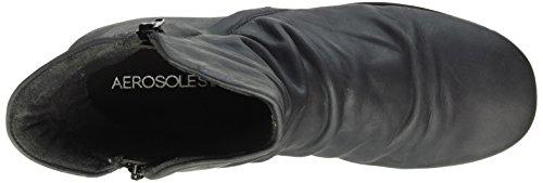 Aerosoles move up, bottes courtes femme Gris (plumb)