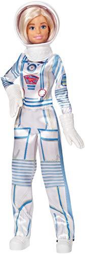 Barbie carriere iconiche, astronauta, giocattolo in edizione esclusiva per 60° anniversario, da collezionare, bambola per bambini 3 + anni, gfx24
