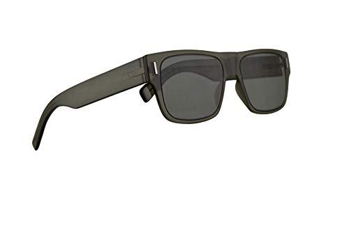 Dior Christian Homme DiorFraction4 Sonnenbrille Grün Mit Grünen Gläsern 54mm 3Y5O7 Fraction 4 Fraction4