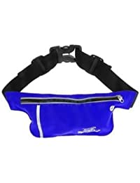 Alcoa Prime Unisex Ultrathin Outdoor Running Waist Bag Sports Pockets Bag Sapphire Blue
