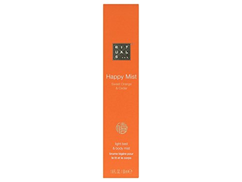 Rituals cosmetics laughing buddah happy mist körperspray 50 ml