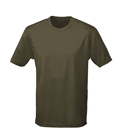 Just Cool T Shirt Olive M