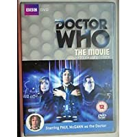 Doctor Who The Movie Special Edition Double DVD Paul McGann