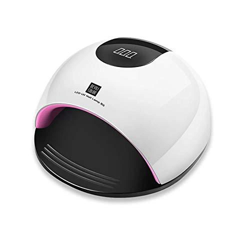 Lámpara LED UV Uñas 72w Lámpara Secado Gel Manicura/Pedicura