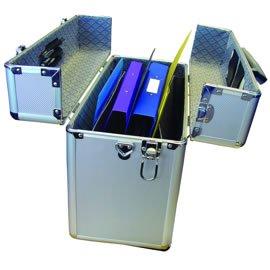 Masters Aluminium Pilotenkoffer/2323 46x34x20 silber -