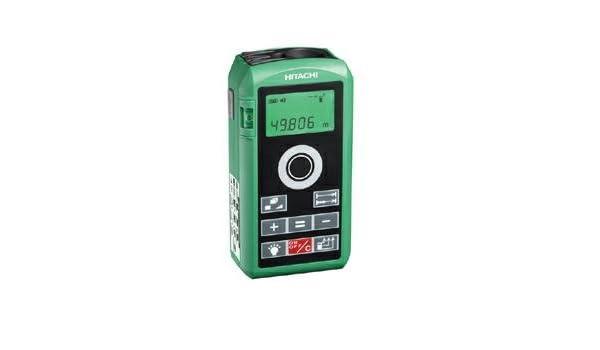 Kaleas Profi Laser Entfernungsmesser Ldm 500 60 Für : Hitachi laser entfernungsmesser ug y amazon elektronik