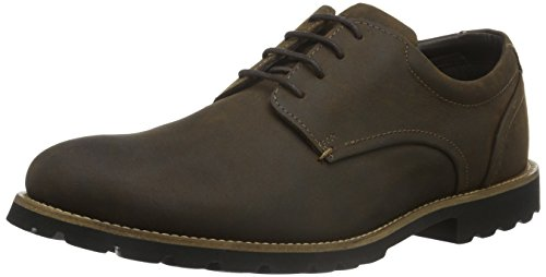 Rockport Sharp & Ready Colben, Derby homme Marron (Brown)