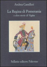 Andrea Camilleri: »La regina di Pomerania« auf Bücher Rezensionen