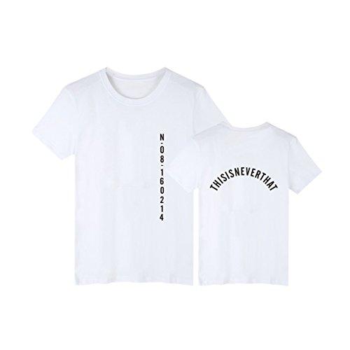 New Find Kpop BTS Save Me Album T-Shirt Jung Kook Rap Monster Jimin Hemd - Musik Mag Ich T-shirt