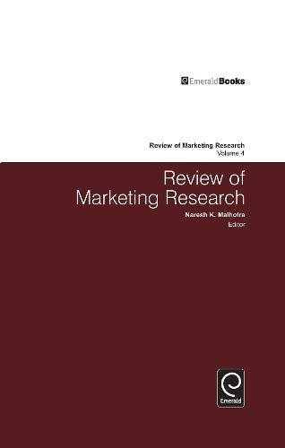 Review of Marketing Research: Volume 4