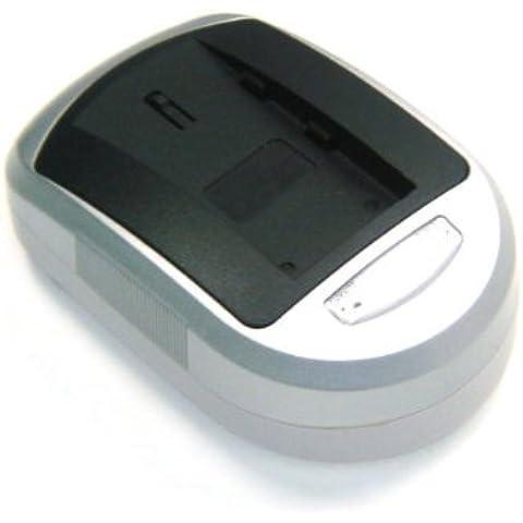 Cargador (ncluido el adaptador para el coche 12V) para cámara / videocámara digital para: SONY NP FP70 / NP FP71 / NPFP70 / NPFP71 INFOLITHIUM P