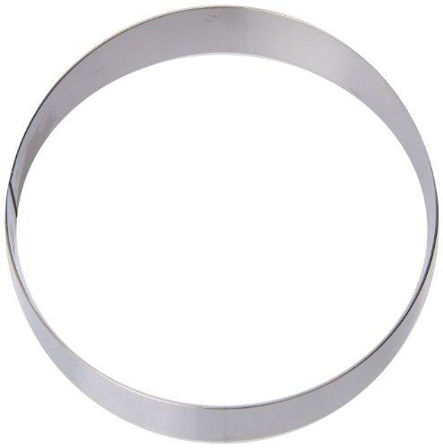 Matfer-mousse (Matfer Bourgeat 371406 Mousse Ring, Silver by Matfer Bourgeat)