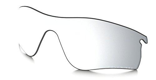 Oakley Radarlock Path Replacement Lenses Chrome Iridium Polarized